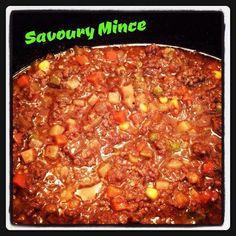 Savoury Mince |