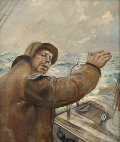 Christian Krohg 1852-1925: A little aport