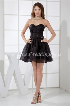 Knee-Length A-Line Pleats Strapless Satin Organza Special Occasion Dresses http://www.SuzhouWeddingDress.com/Knee-Length-A-Line-Pleats-Strapless-Satin-Organza-Special-Occasion-Dresses-p19767.html