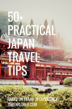My list of best tips for traveling to Japan. From how to use toilets to using the trains effectively to how to handle money. Photo by alejandro gonzalez on Unsplash