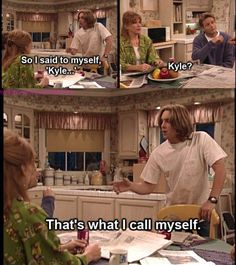 Eric from Boy Meets World is straight up hilarious!