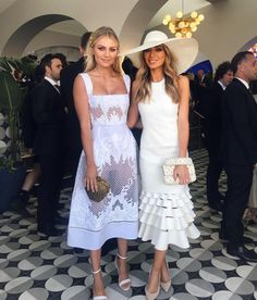 2018 forecast for Spring Racong fashion 2019 – Sommerkleider Trend 2019 Derby Outfits, Race Day Outfits, Look Fashion, Womens Fashion, Fashion Tips, Elegant Outfit, Spring Outfits, Spring Races Fashion, Dress To Impress