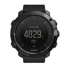 Suunto Traverse Sapphire Black - montre GPS outdoor