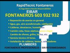 Fontaneros EIBAR 603 932 932