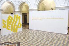 Ausstellungsgrafik/Leitsystemdesign