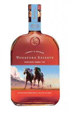 Woodford Reserve Kentucky Derby 139 Bottle