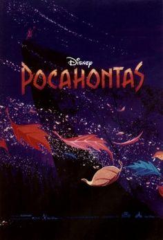 Pocahontas [Poster, 1 of 93 high-resolution movie posters in this group. Disney Pixar, Disney Pocahontas, Disney Couples, Disney Animation, Disney Love, Disney Magic, Disney Art, Walt Disney, Disney Princesses