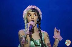 I can't wait to not be sick anymore  #crybaby #melaniemartinez