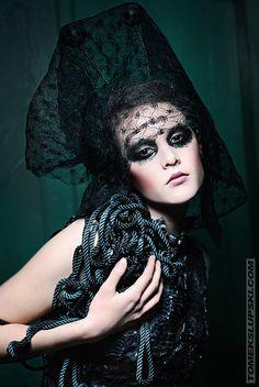 """""""Mascarade"""" collection by Katarzyna Konieczka"""