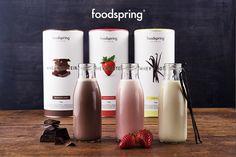Für Muskelaufbau und Leistung. Für natürliche Kraft und Gesundheit. Unsere Whey Protein Formel hilft dir, diese Ziele zu erreichen. Die Milch von Weidekühen machen unsere Shakes zu einem Geschmackserlebnis.