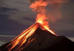 In video: Deadly Fuego volcano spews massive pyroclastic avalanche in Guatemala on Septemebr Lava, Volcano Photos, Pyroclastic Flow, Flotsam And Jetsam, Ancient Mysteries, Sea Waves, Natural Phenomena, Bronze Age, Natural Wonders