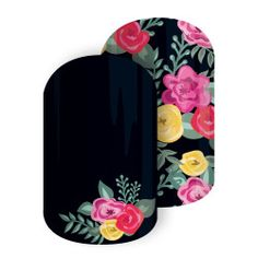 Corona de Flores is a beautiful Mixed Mani wrap! Check it out on my website here: https://graetompkins.jamberry.com/us/en/shop?collection=collection%3A%2F%2F1141&pageSize=96