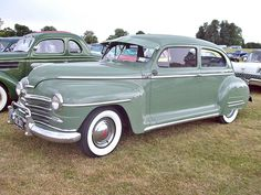 1948 Plymouth Sedan | Recent Photos The Commons Getty Collection Galleries World Map App ...