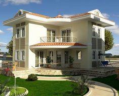 Yeni Ev ve #Villa Projeleri http://www.prefabrikevfiyatlari.gen.tr/prefabrik-evler/prefabrik-yeni-ev-ve-villa-projeleri-evler.html