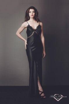 Chateaumur Silk Night Dress