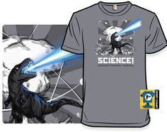 1st place in Derby #268: FOR SCIENCE!, with 675 votes!