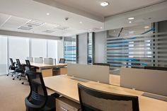 GDF Suez - Open Space. Industria Petrolera-Gas. Gran Tierra Energy Argentina S.R... Wintershall. Oficinas piso 14º