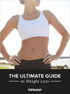 The Definitive Guide to Losing Weight