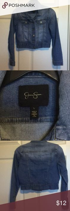 Jessica Simpson's girls Jean jacket Cute girl jacket Jackets & Coats Jean Jackets
