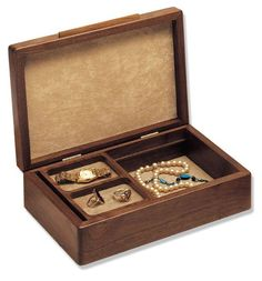 Safari Jewelry Box