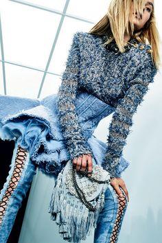 Balmain Vogue Inspir