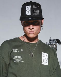 Weekend uniform sorted ➤ The Klayton Flatpeak Cap & Clemens Sweat. • 🔗 Available now spcc.me/NEW-IN Sgt Pepper, Clothing Co, Sorting, Streetwear, Cap, Clothes, Collection, Street Outfit, Baseball Hat