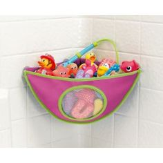 Cheap bath toys, Buy Quality kids bath directly from China baby bathroom Suppliers: Bath Toys Organizer Storage Bin Baby Bathroom Bag Baby Kids Bath Tub Waterproof Toy Hanging Storage Bag Rose Color Bath Toy Storage, Bath Toy Organization, Toy Storage Bags, Bath Organizer, Basket Storage, Storage Ideas, Doll Storage, Storage Hacks, Storage Containers