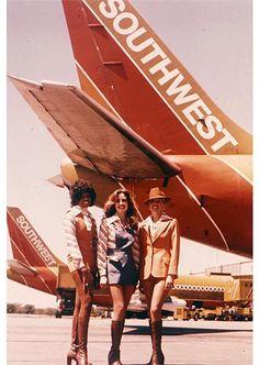 1970s southwest air