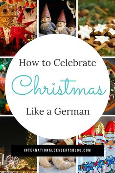What's Christmas like in Germany? I share all of the best German Weihnachten decorations traditions decorating ornaments Christmas Markets baking recipes cookies authentic food desserts and more! German Christmas Traditions, German Christmas Decorations, German Christmas Cookies, German Christmas Markets, Christmas Sweets, Holiday Traditions, Christmas Holidays, Christmas Breakfast, Christmas Stockings