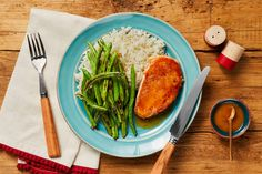 Simple, convenient, and delicious: that's what's in store with our Apricot Glazed Chicken recipe, made with pre-measured, high-quality ingredients. Apricot Chicken, Ginger Chicken, Glazed Chicken, Calories In Green Beans, Pan Seared Chicken, Roasted Green Beans, Jasmine Rice