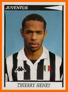 JUVENTUS-Thierry Henry