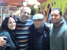 Reunió de l'equip fundador amb l'inspirador Joan Cals Torres