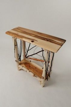 Rustic Maine White Birch Twig Camp Lodge Indoor By Logcabindecor | Crafts:  Things To Make Out Of Tree Branches | Pinterest | Maineu0027, By And Coffee