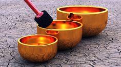 3 HOURS Long Tibetan Singing Bowl Meditation Chakra Healing | Third Eye ...