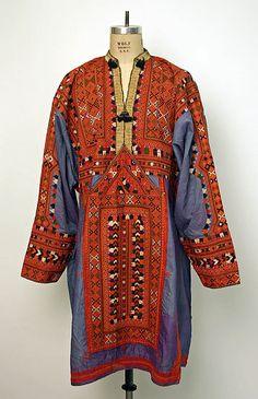 Wedding Shirt  Baluch (Pakistan)