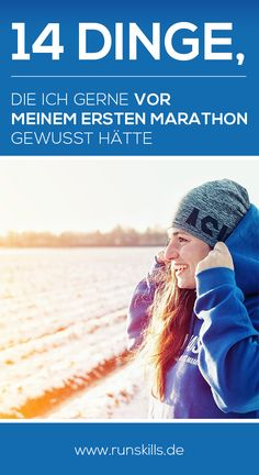 The first marathon is always a challenge. Proper training, adequate recovery, enough motivation and Marathon Training, Cardio Training, Weekly Workout Plans, Workout Schedule, Weekly Workouts, Workout Plan For Beginners, Workout Plan For Women, Fitness Workouts, Marathon Laufen