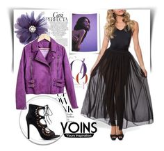 """Yoins 4"" by fashion-336 ❤ liked on Polyvore featuring Whiteley"