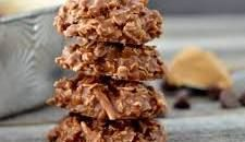 Vegan No-Bake Chocolate Peanut Butter Oatmeal Cookies | Food.com