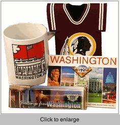 Buy Individual Washington DC  Items Here! - for wedding gift bags