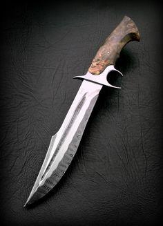 Sub Hilt DSM | CAS Knives - cuchillos artesanales