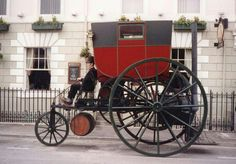 10 Symbolic Cars from Past, Made With Steam Engine