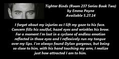 Tighter Binds, Room 237 Series Book Two by Emma Payne www.amazon.com/dp/B00KLDI0Q2