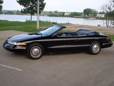1994 Lincoln Mark VIII Convertible
