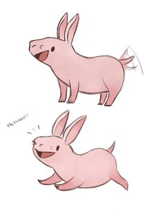 "arcanefeather: ""Nugs make the cutest noises ever"""