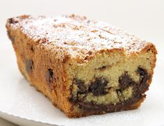Nutella Loaf - I have this in the oven right now & it smells wonderful. I hope it tastes that way too!