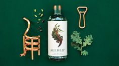 Seedlip on Packaging of the World - Creative Package Design Gallery