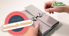 Em apenas 4 aulas grátis curtinhas você vai descobrir como fazer um caderno de anotações incrível, com capa em couro revestido com tecido! Aprenda agora