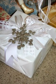 Party Wishes: Cookie Exchange & Gift Wrap Ideas