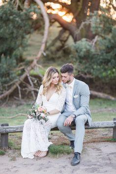 Golden Hour After Wedding Shoot by Julia Schick Fotografie as seen on Wedding Blog Humming Heartstrings. Read more: http://www.hummingheartstrings.de/?p=20276