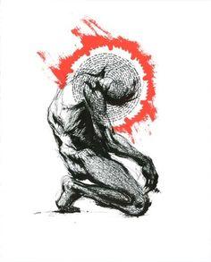Derek Hess - Implosion